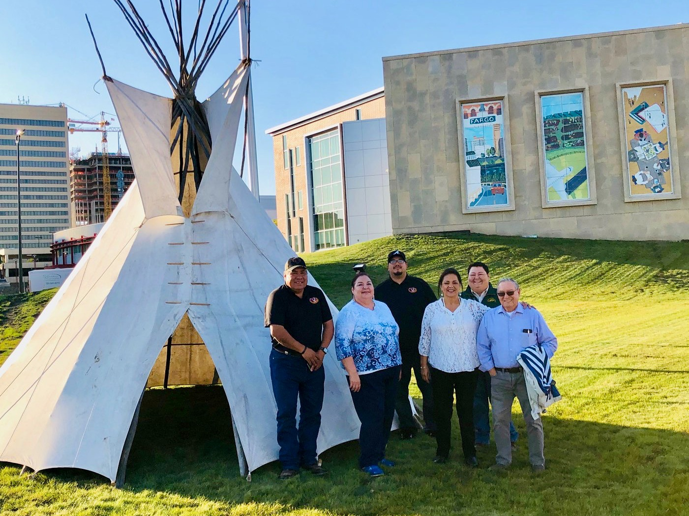 City in North Dakota shuts down sweat lodge used by urban Indian community