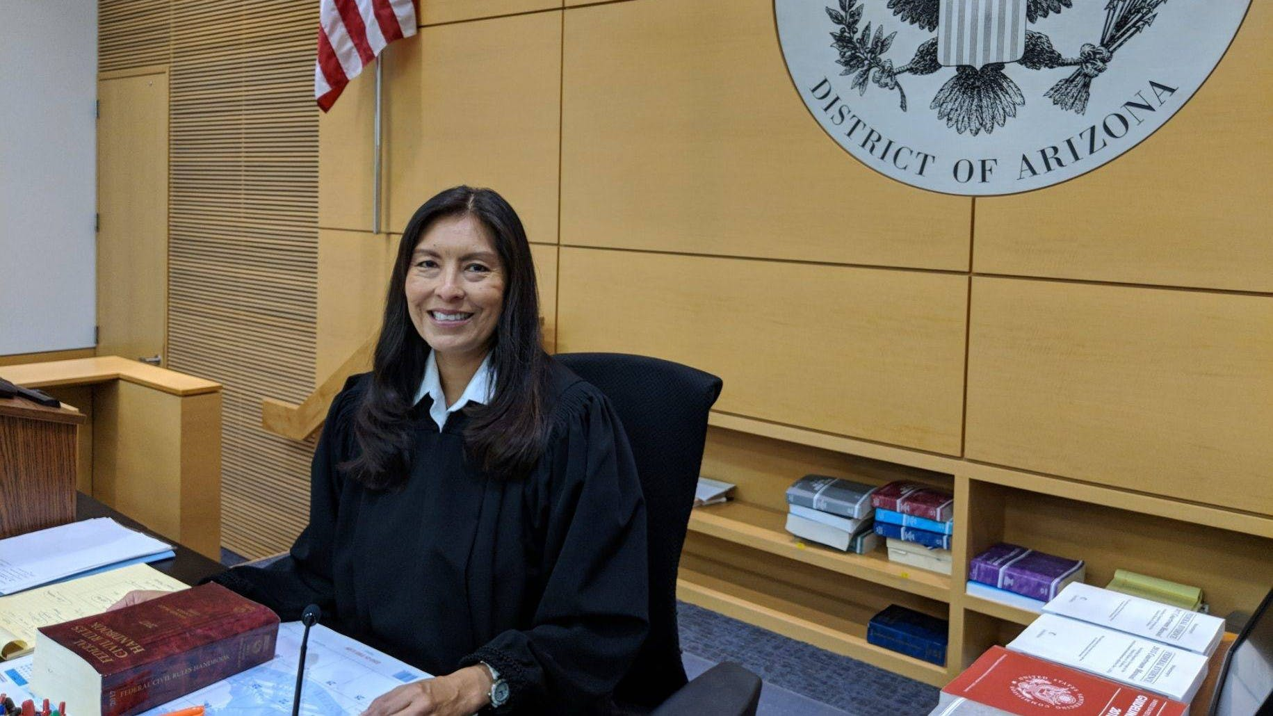 One active Native judge is less than one-quarter of 1 percent of the federal bench