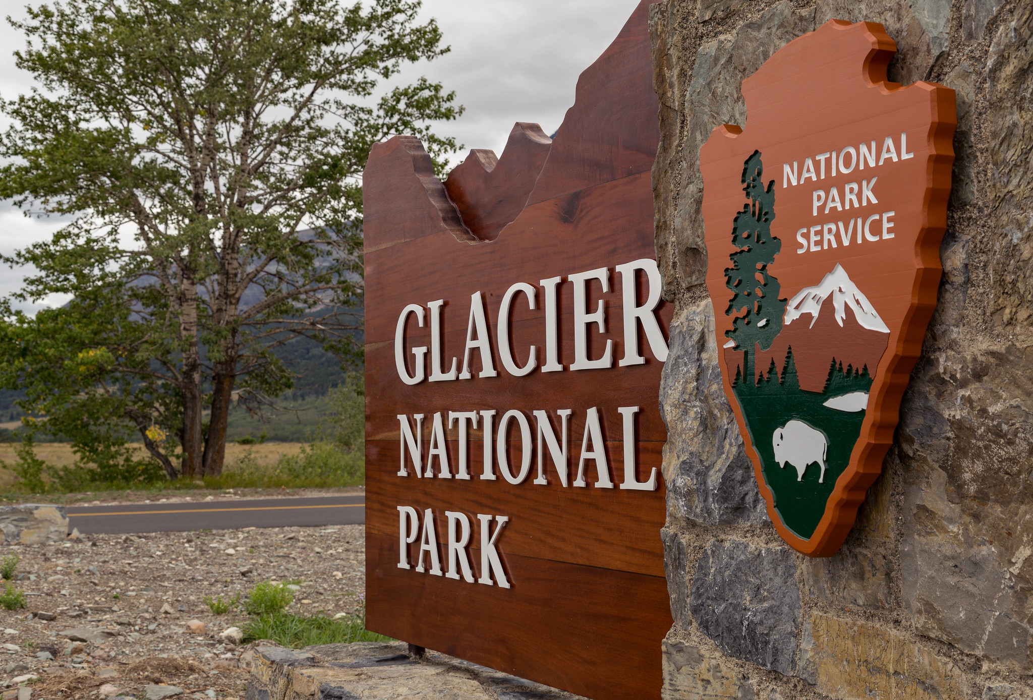 Glacier National Park closes over coronavirus concerns