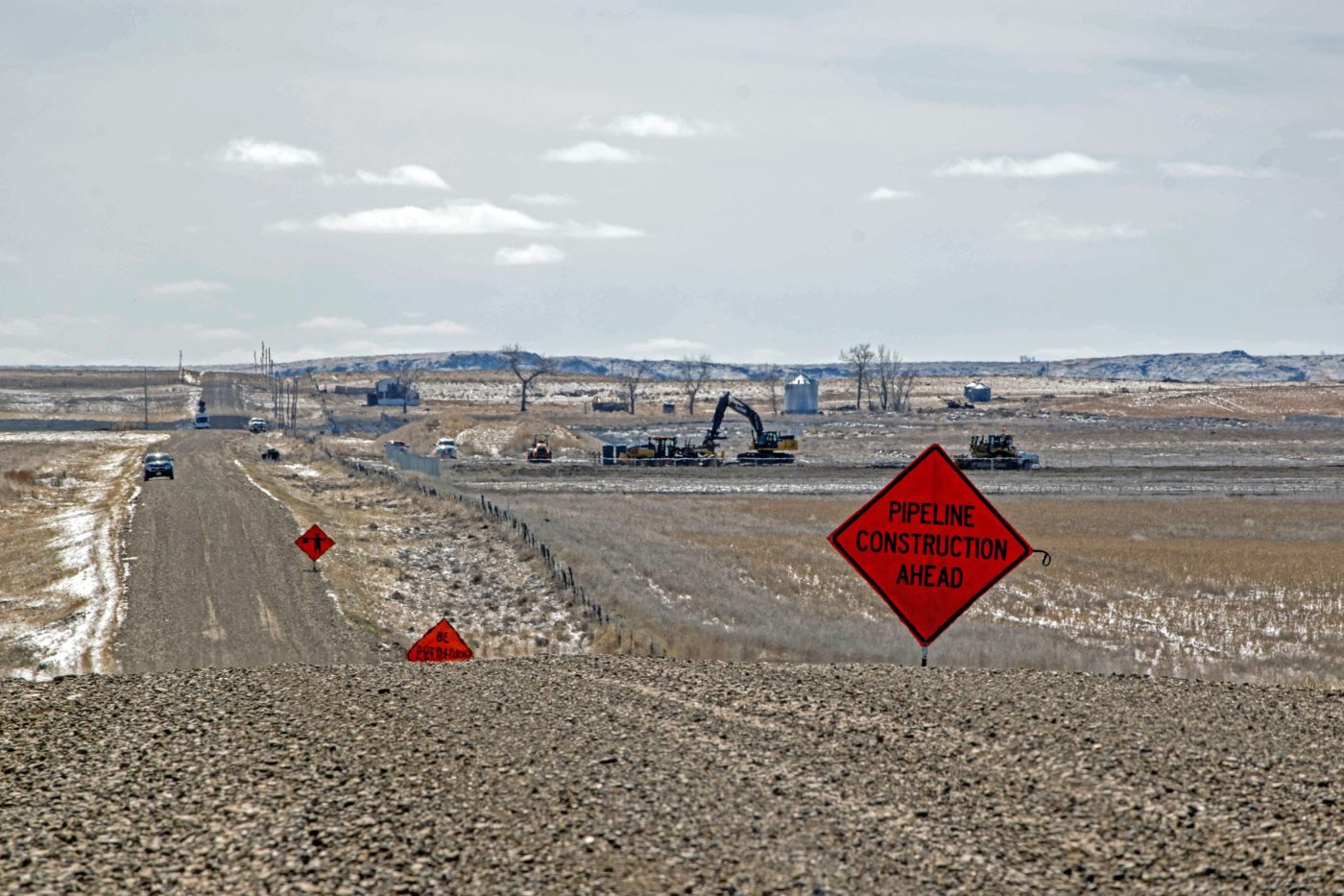 Governor OKs Keystone XL construction despite coronavirus threat