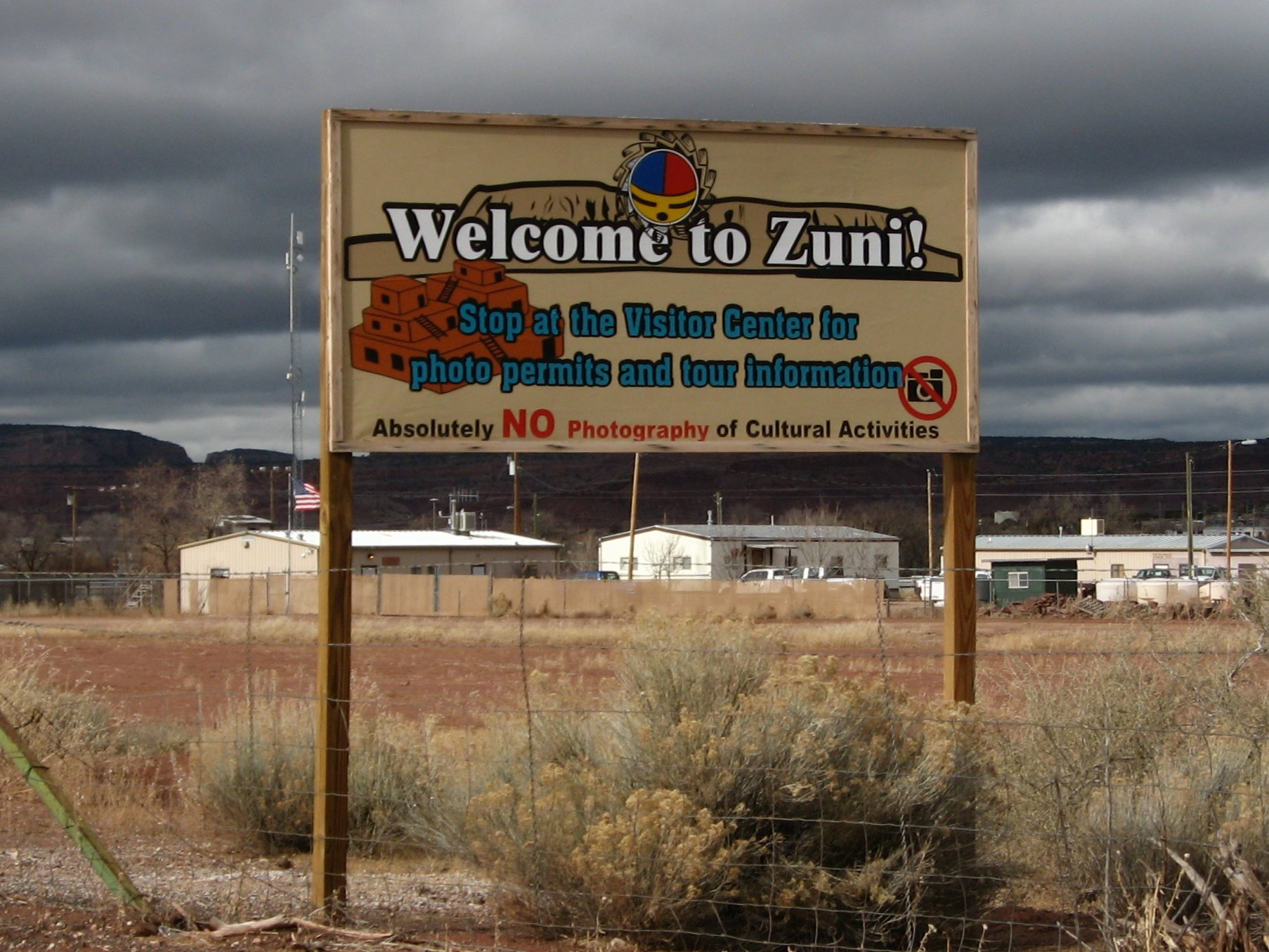 'At this rate, the entire tribe will be extinct': Zuni Pueblo sees COVID-19 cases double as first death is confirmed
