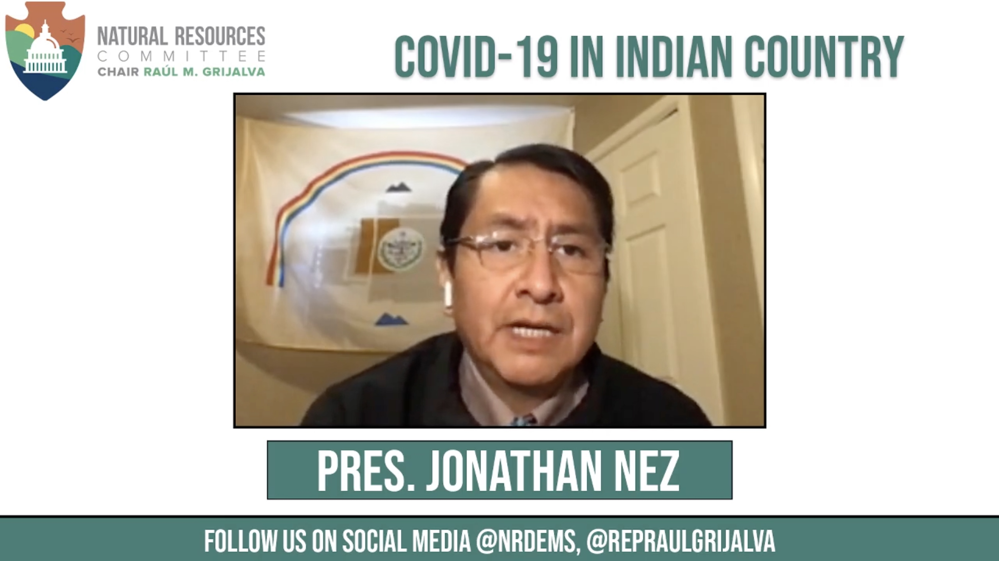 Tribal leaders struggle against 'very slow' allocation of COVID-19 aid