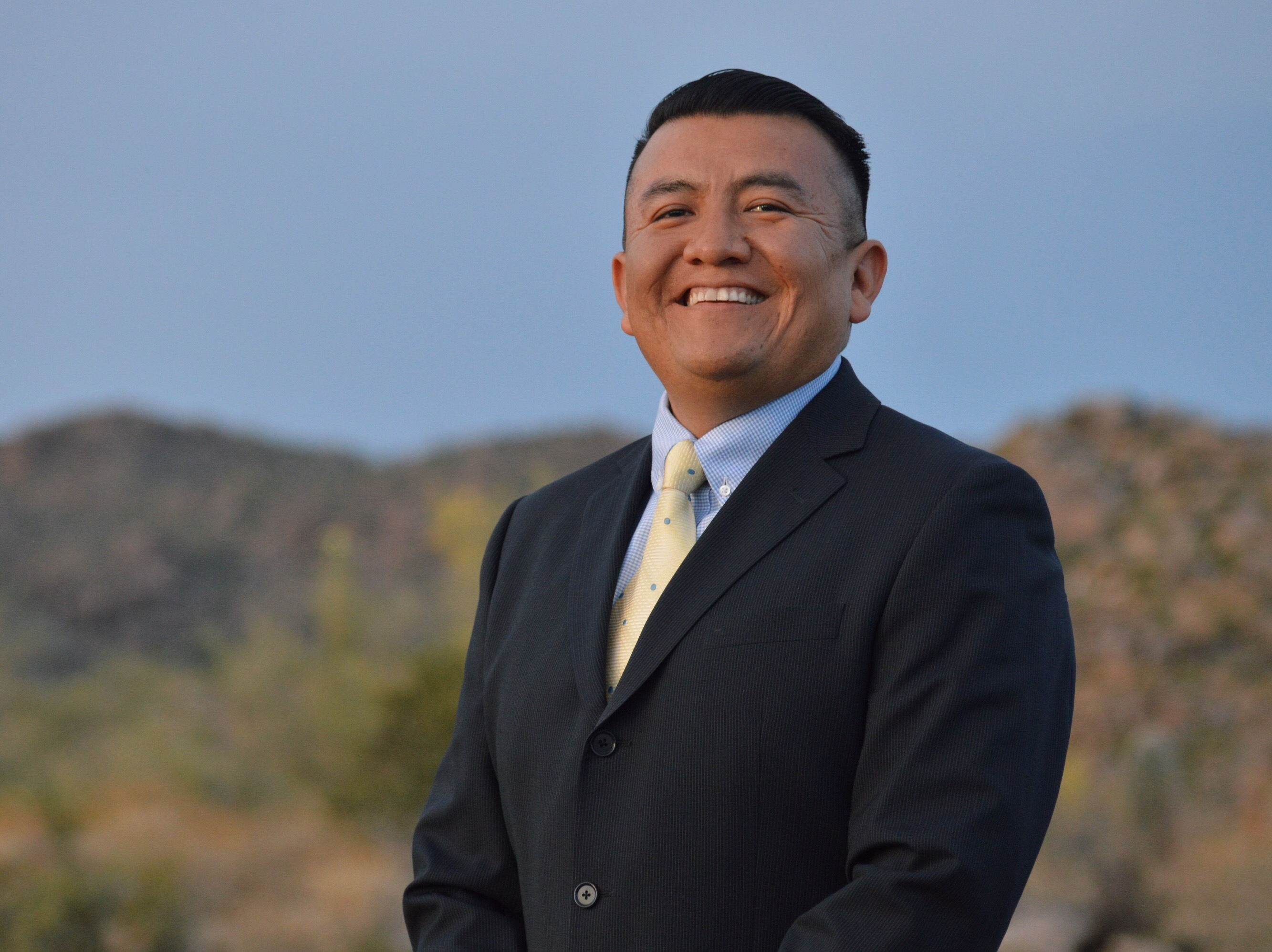 Ronson Chee: COVID-19 pandemic exposes long-standing issues on Navajo Nation