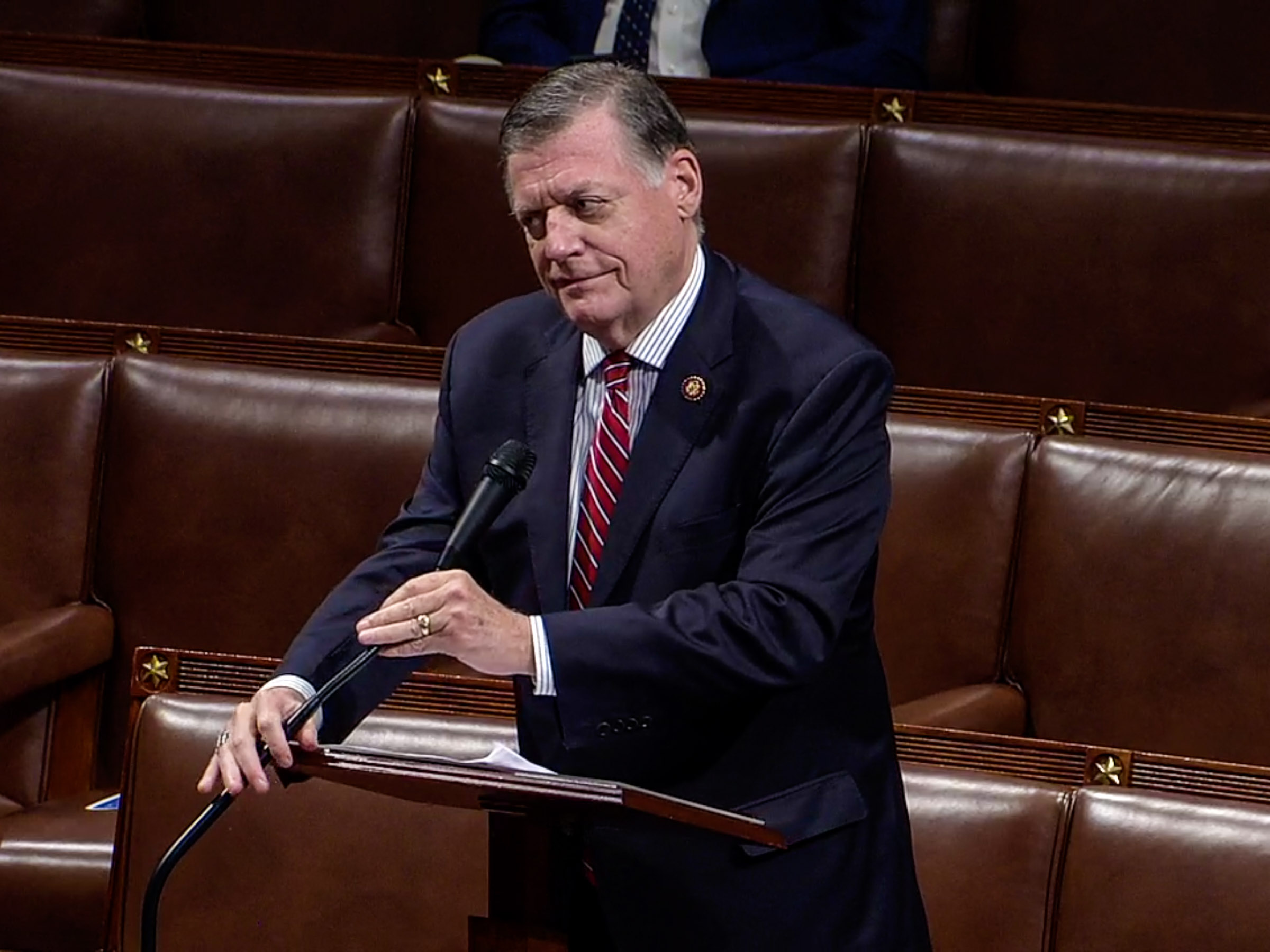 Rep. Tom Cole: The People's House can show up