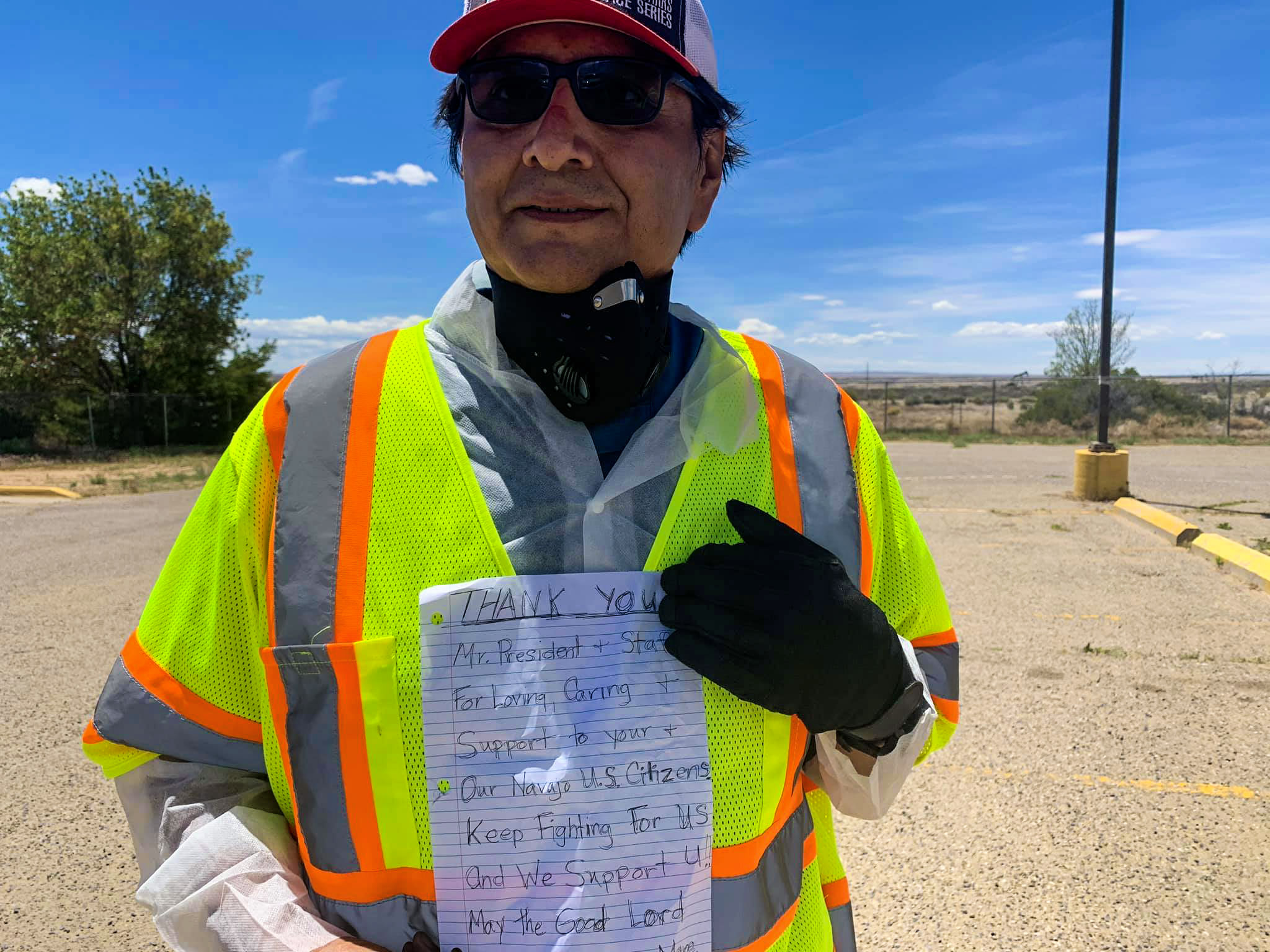 Navajo COVID curve flattens, but leaders fear post-holiday spike in cases
