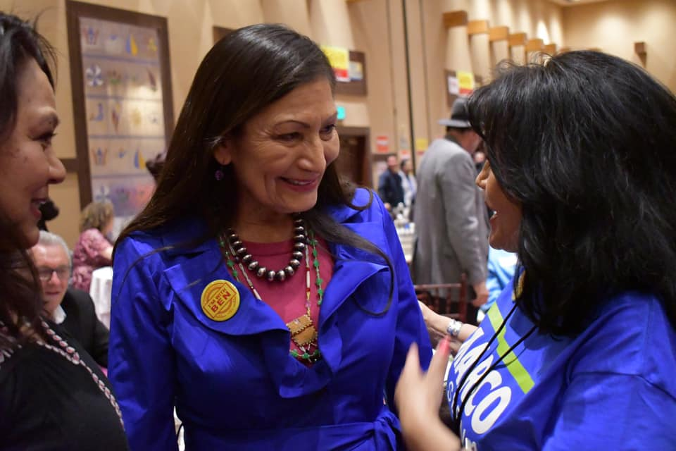 Indian Country Today: 4 Native candidates for Congress advance to November
