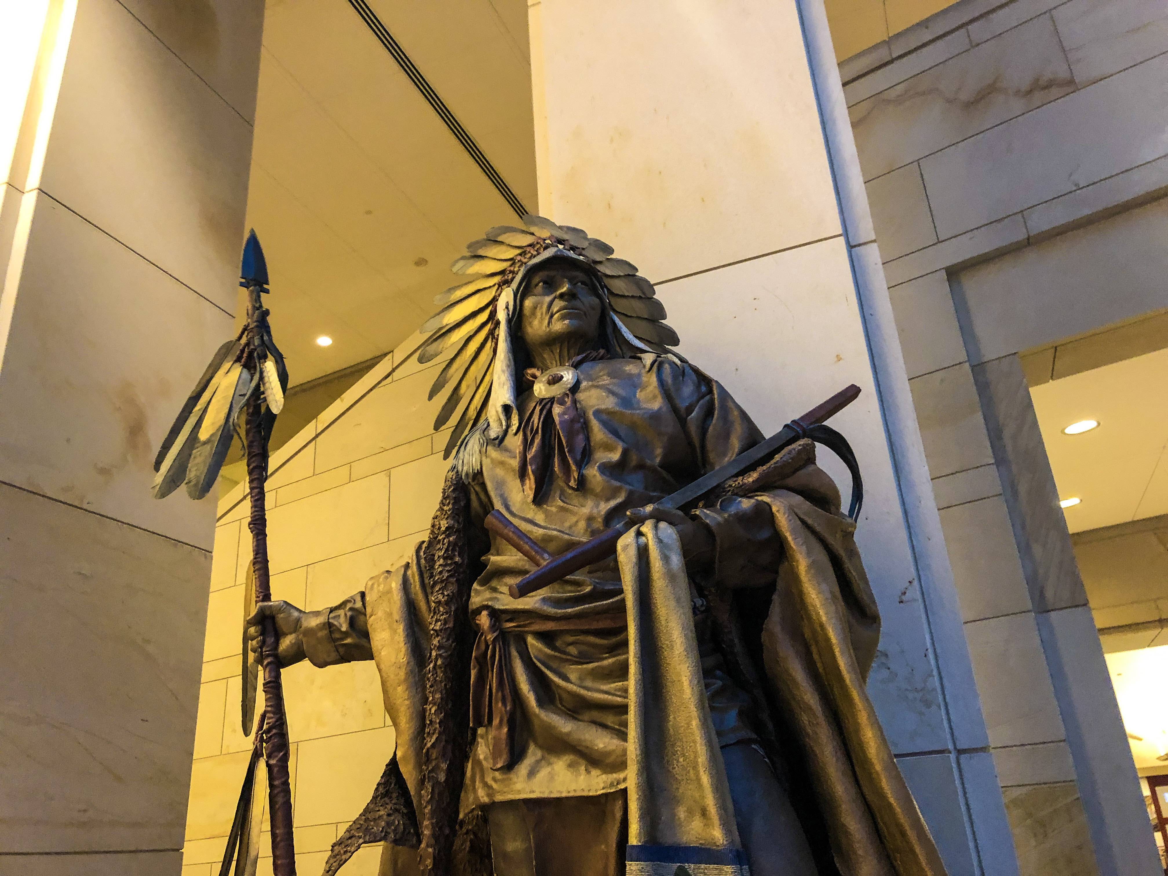 Indian Country Today: 10 people whose statues should replace Columbus