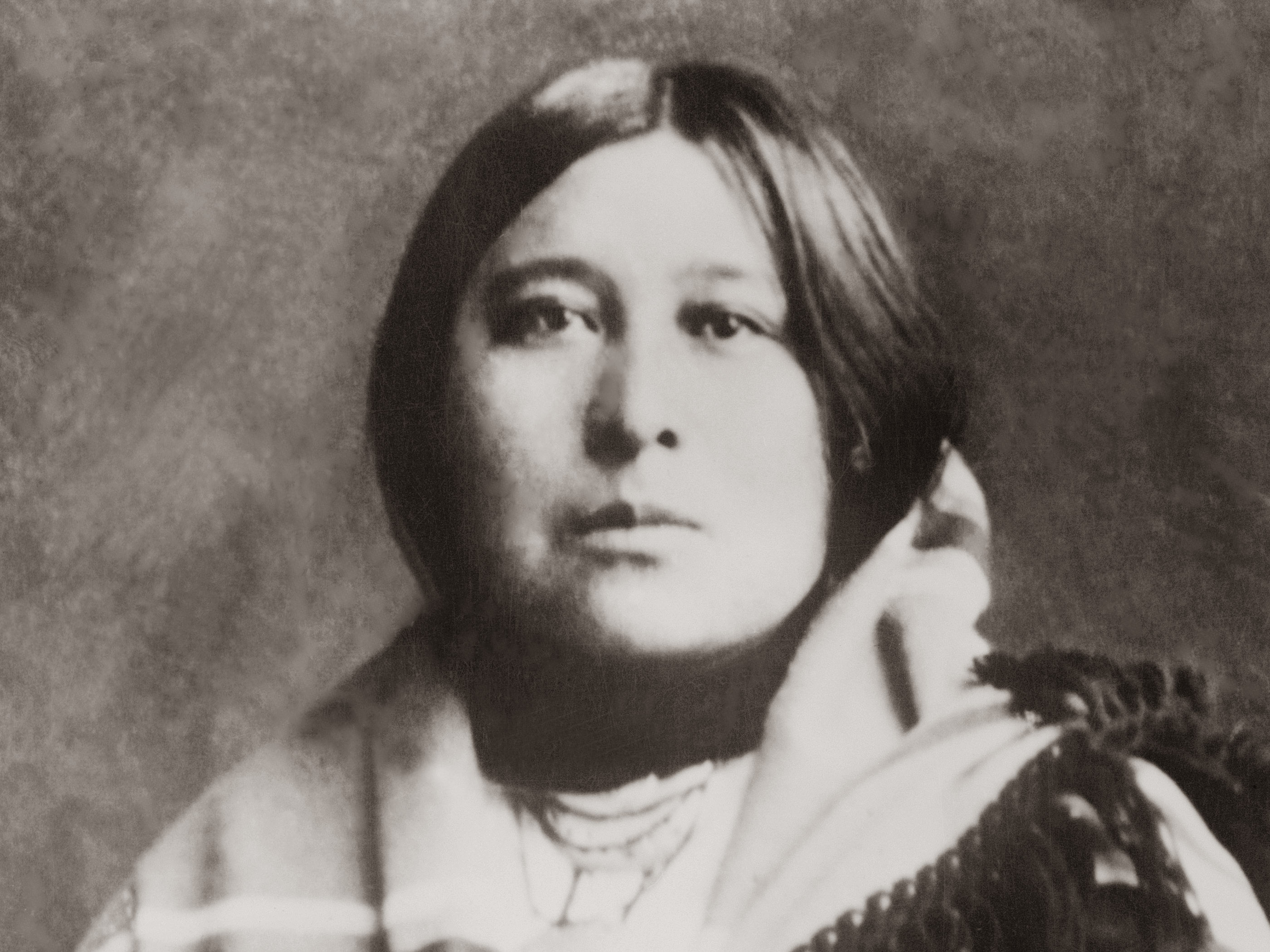 Who will play an Osage woman in a film about the Osage people?