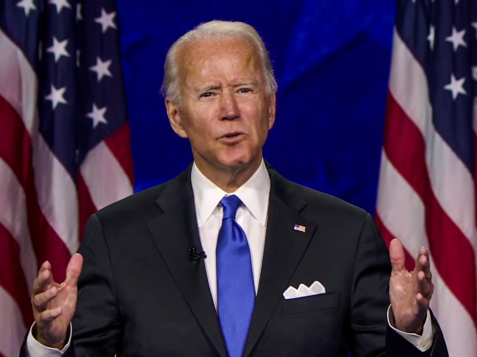 'Voting is sacred': Democratic convention ends with calls for Indian Country to vote for Joe Biden
