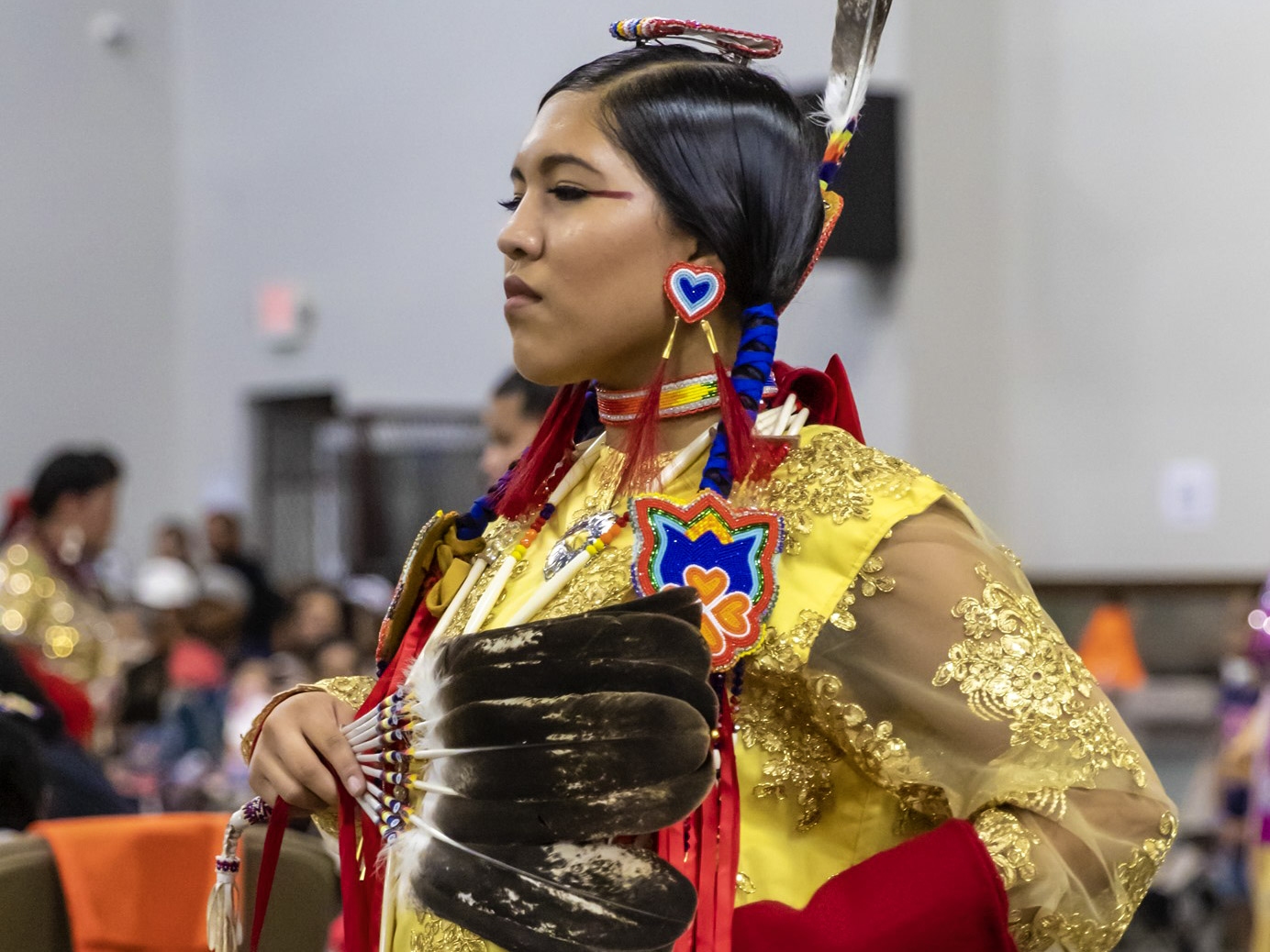 'Keeping the culture alive': Native dance goes digital during pandemic