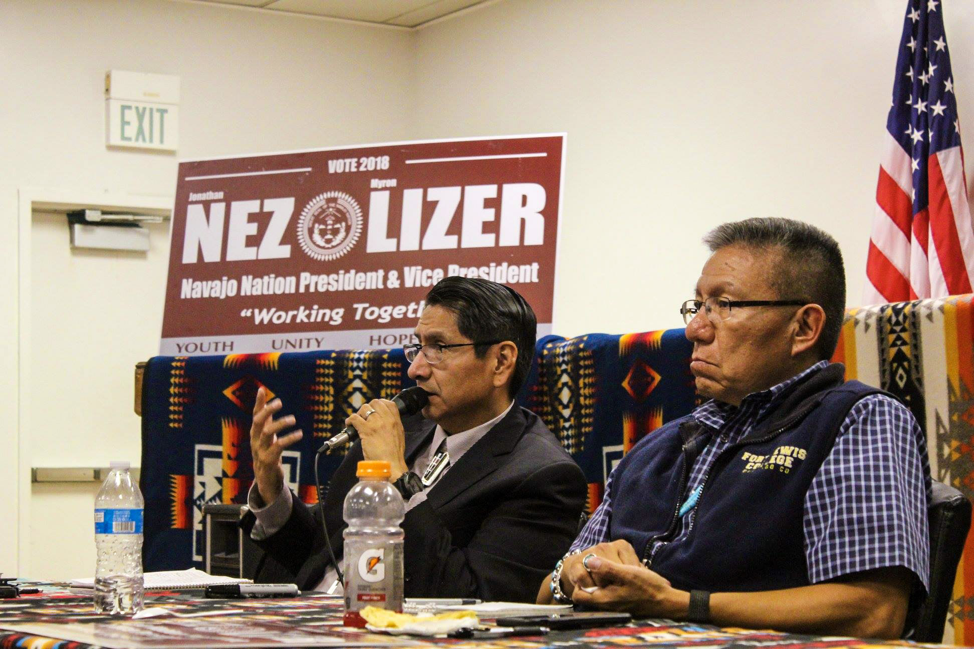 Jonathan Nez and Myron Lizer: A 'sad day' for the Navajo Nation