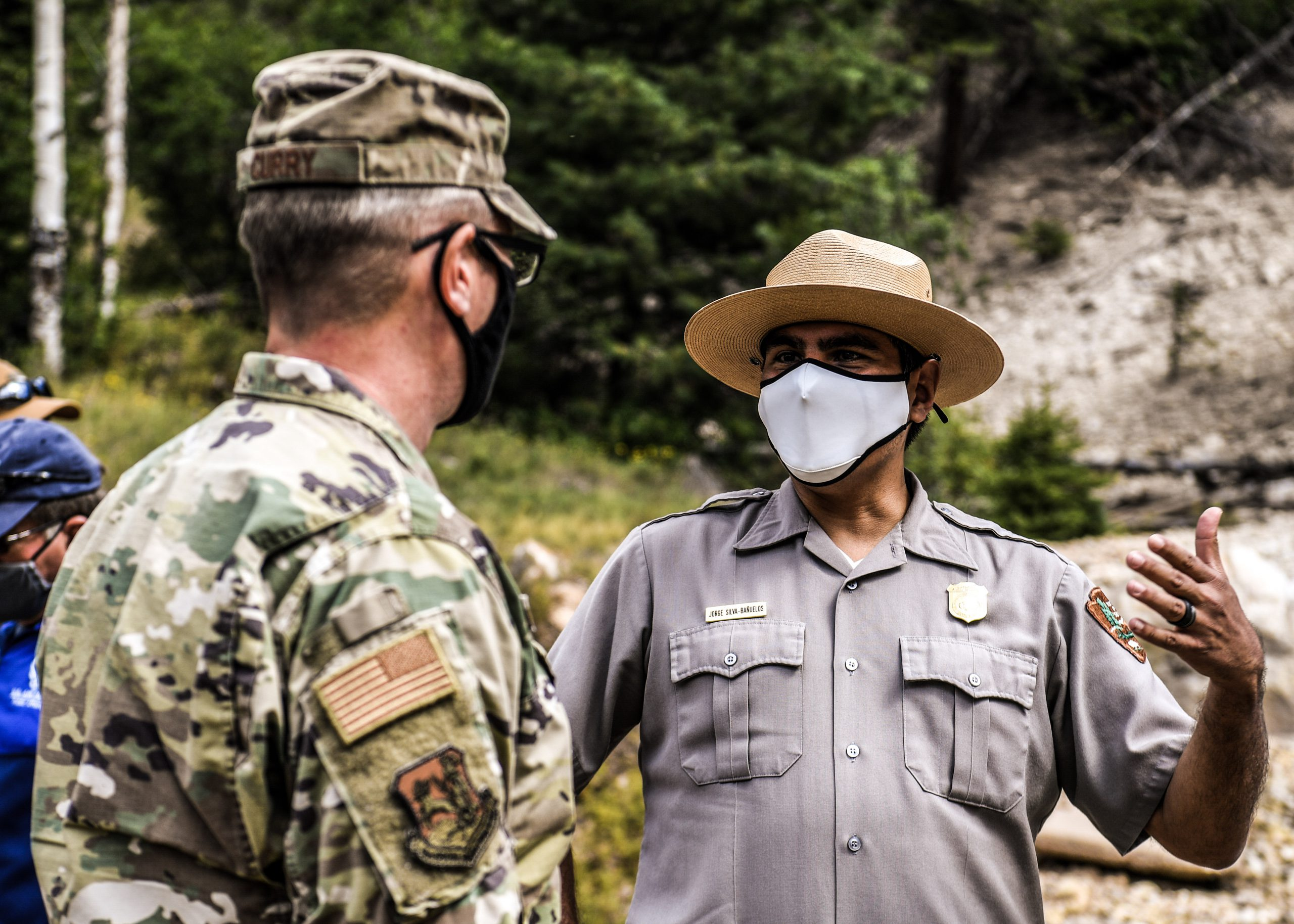 58th SOW leadership visit sacred Native American land, foster continued understanding