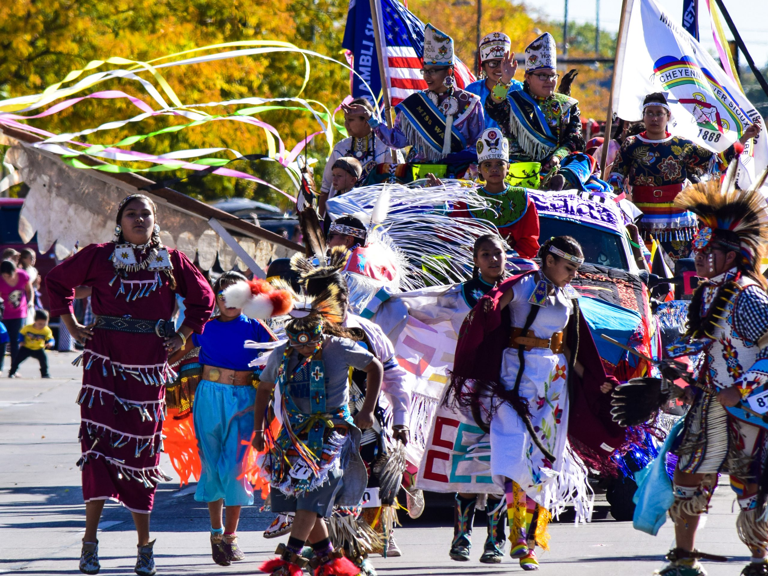nativeamericandayparade