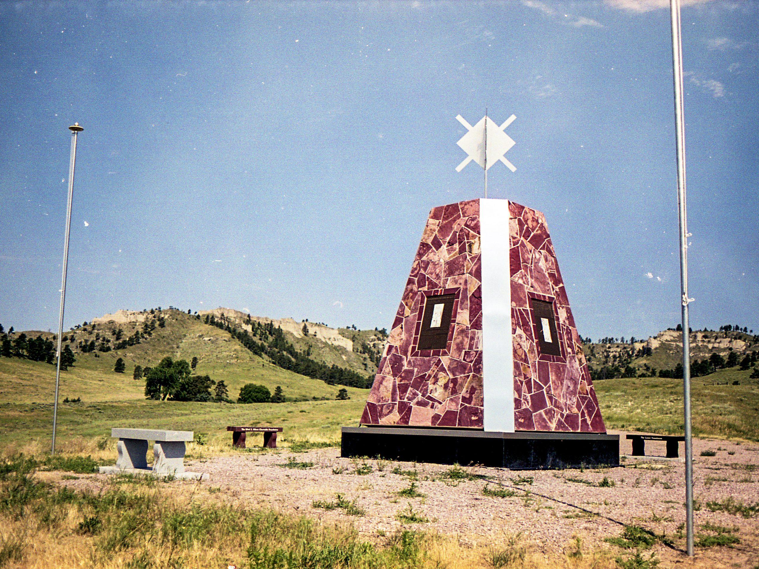 Northern Cheyenne Monument, Near Fort Robinson, Nebraska