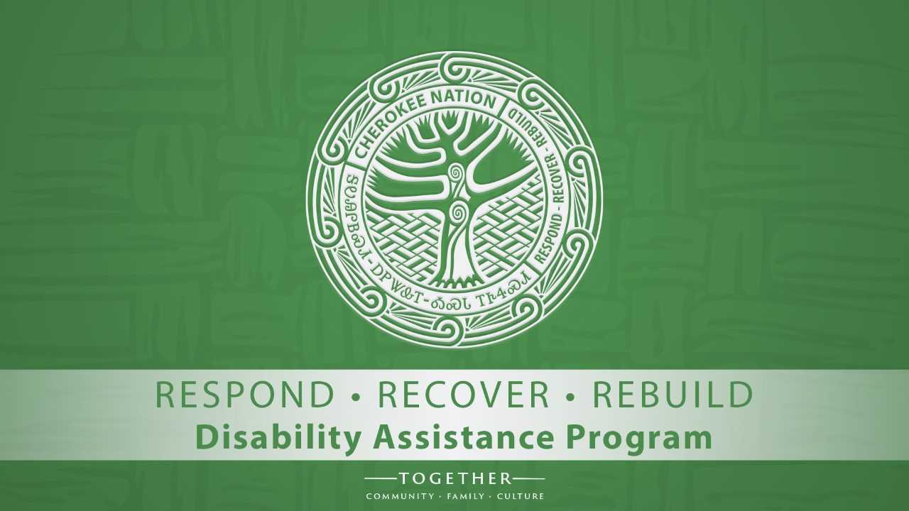cherokeenationdisabilityassistance