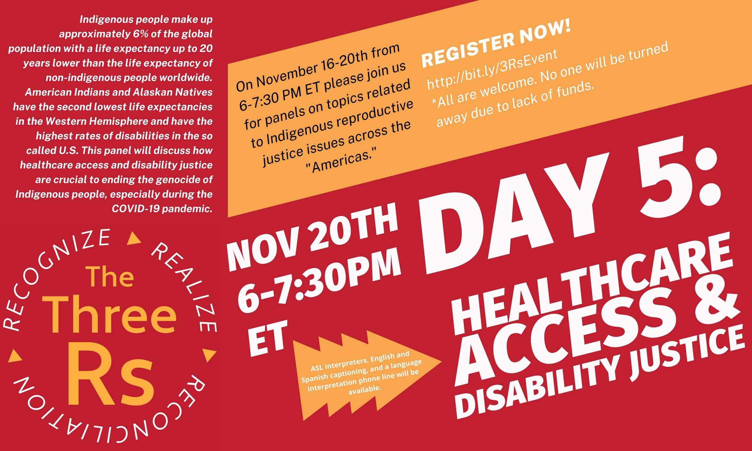 Healthcare access & disability justice