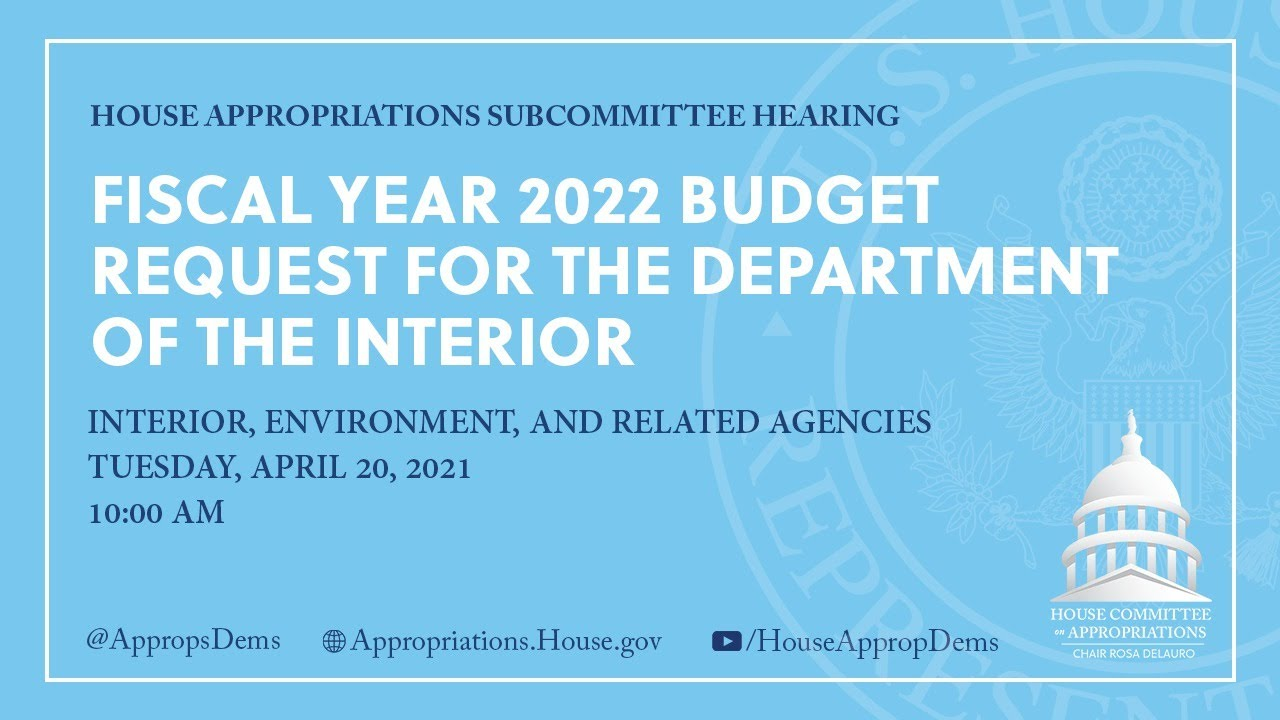 houseinteriorappropriations