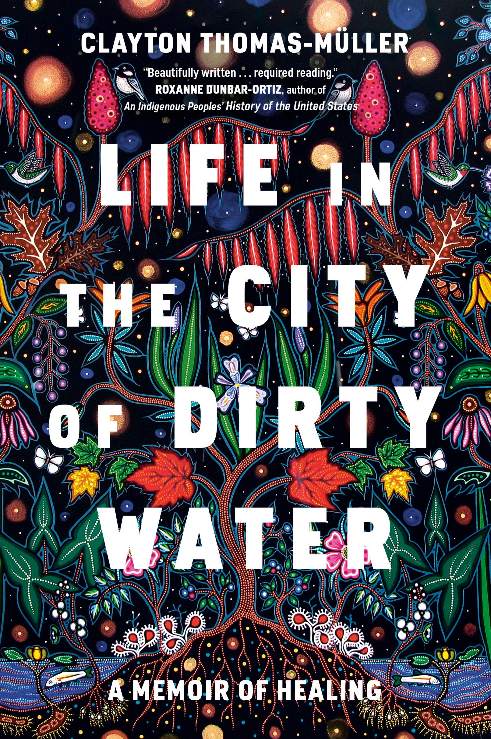 Life in the City of Dirty Water A Memoir of Healing