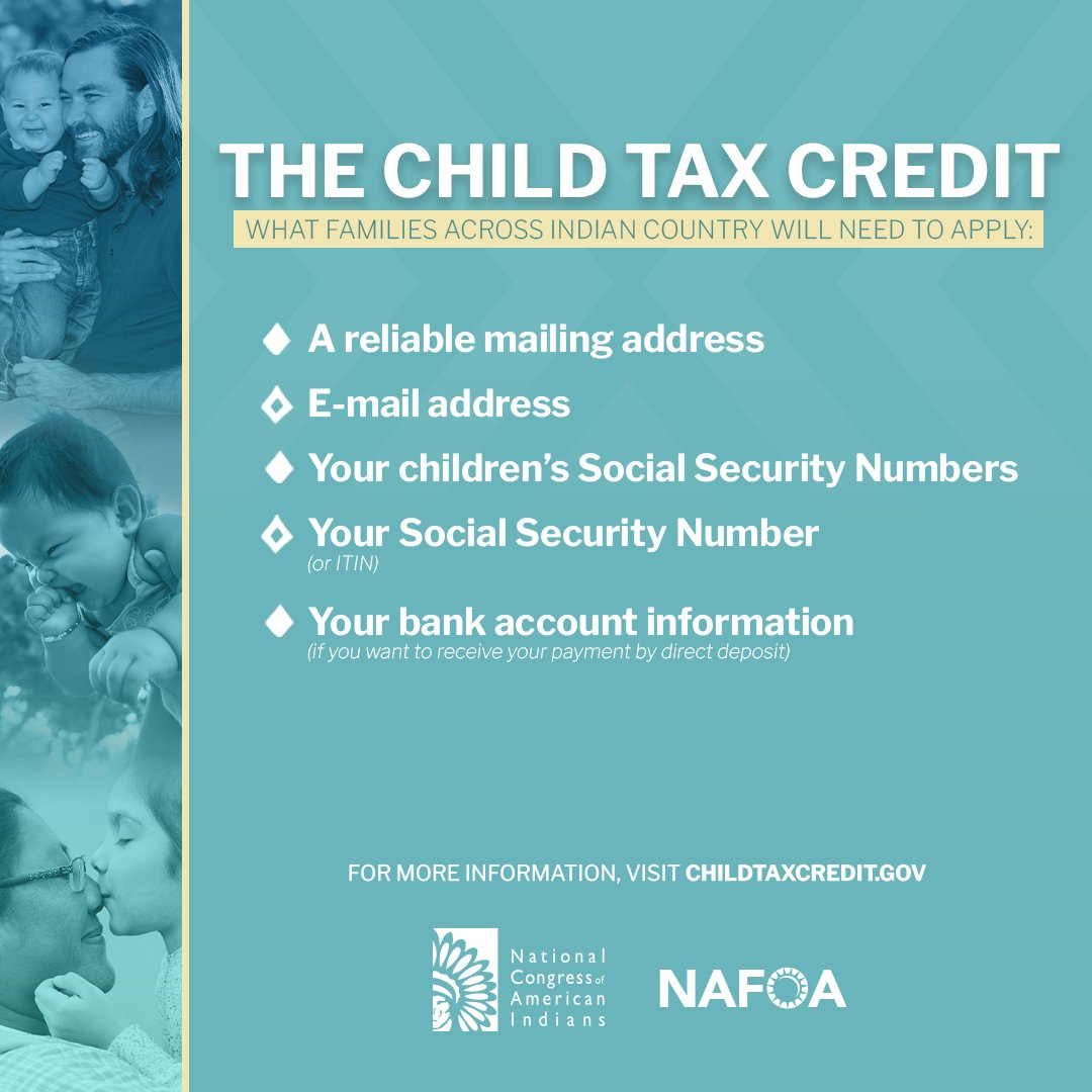 Child Tax Credit and Native Families