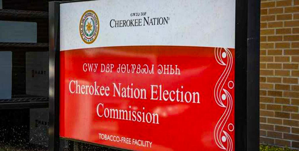 Cherokee Nation Election Commission