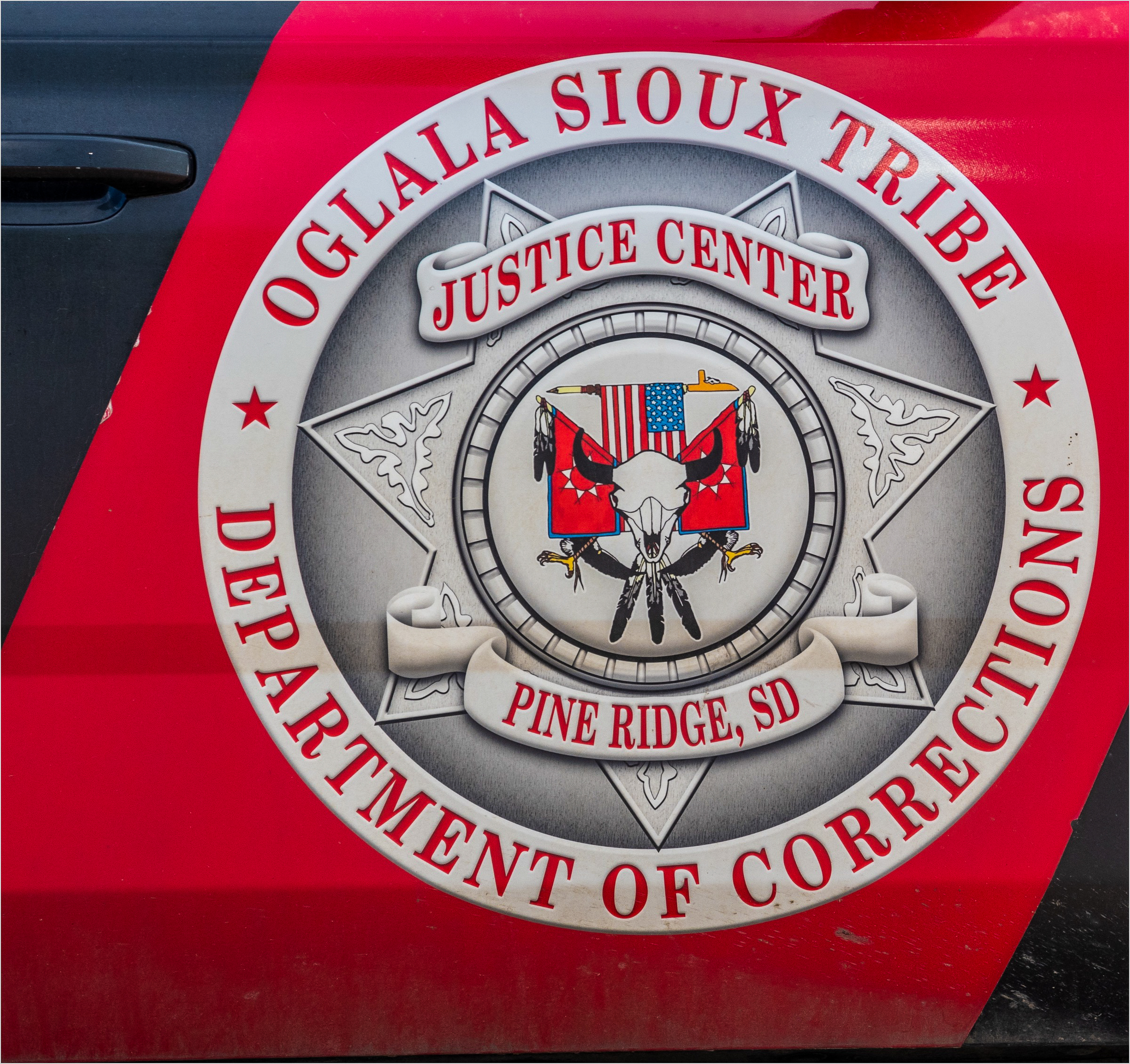 Oglala Sioux Tribe Department of Corrections