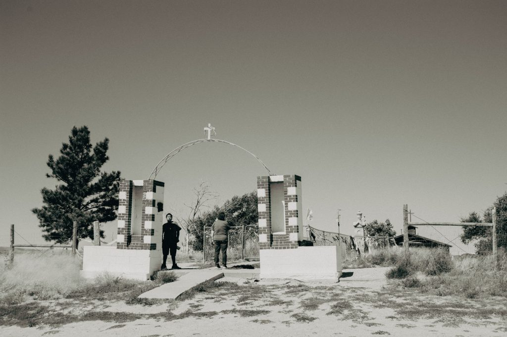 Wounded Knee Cemetery