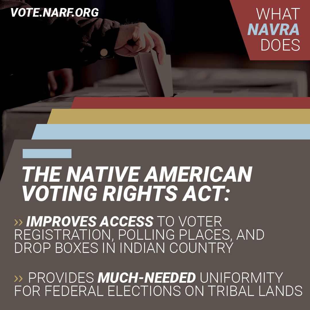Native American Voting Rights Act