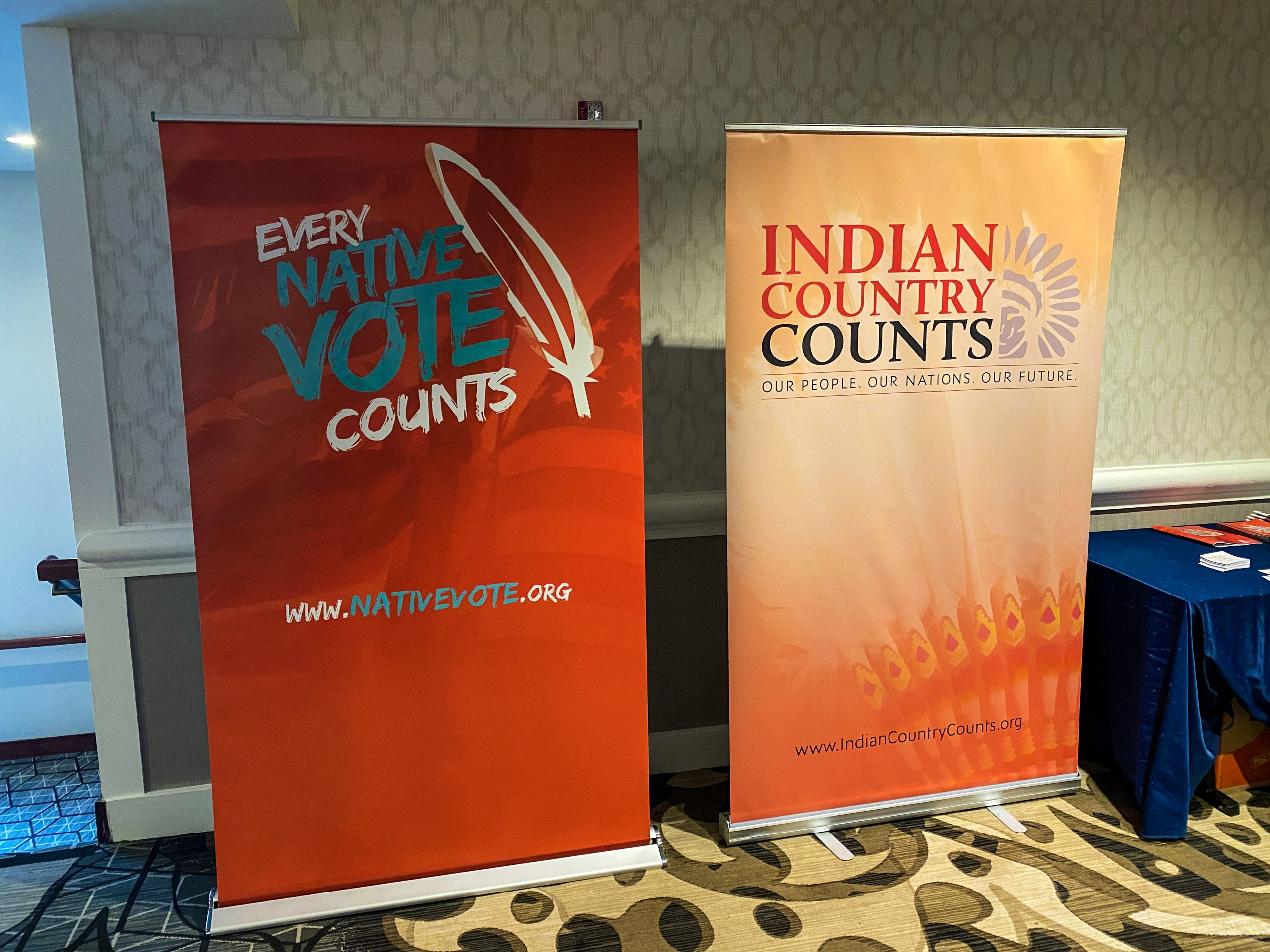 Native Vote Indian Country Counts