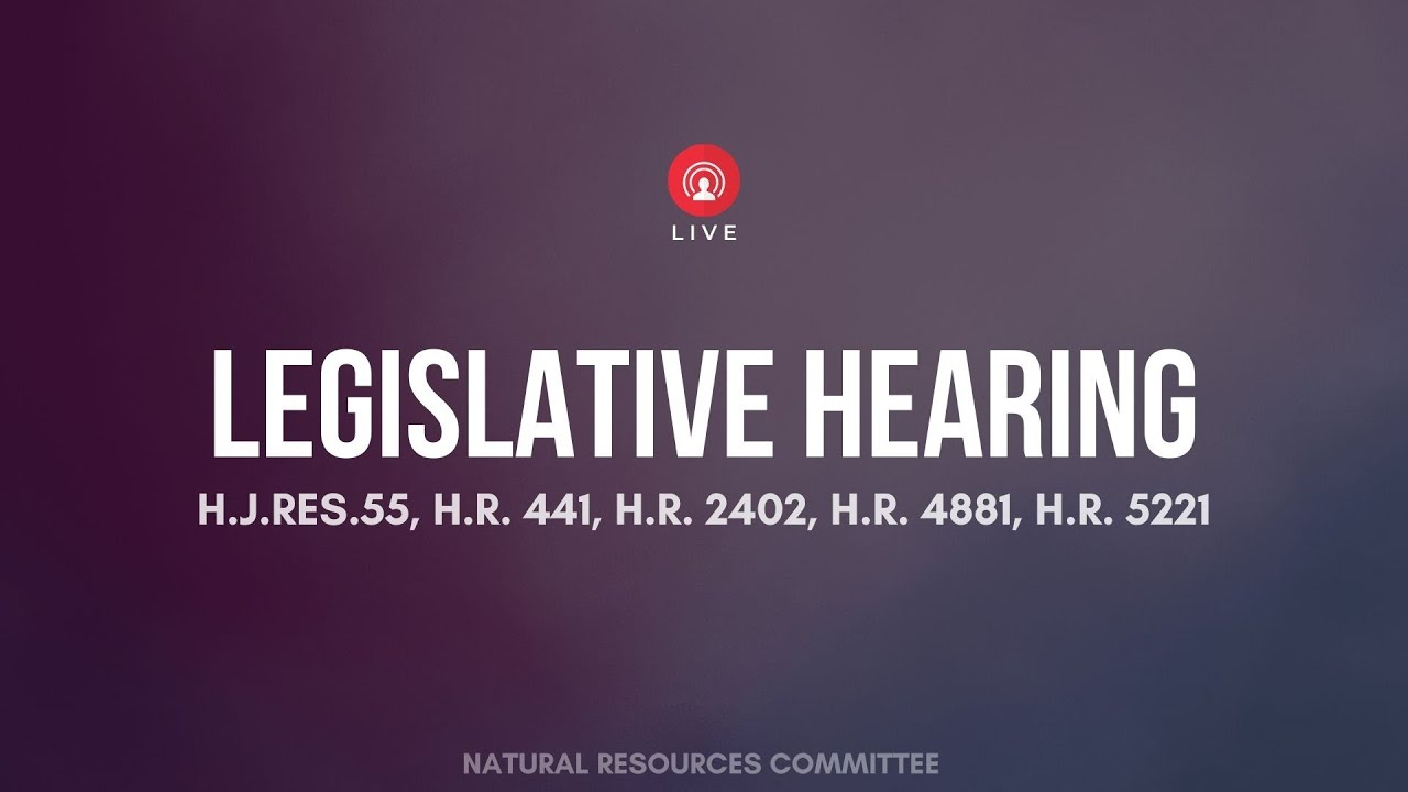 House Subcommittee for Indigenous Peoples of the United States