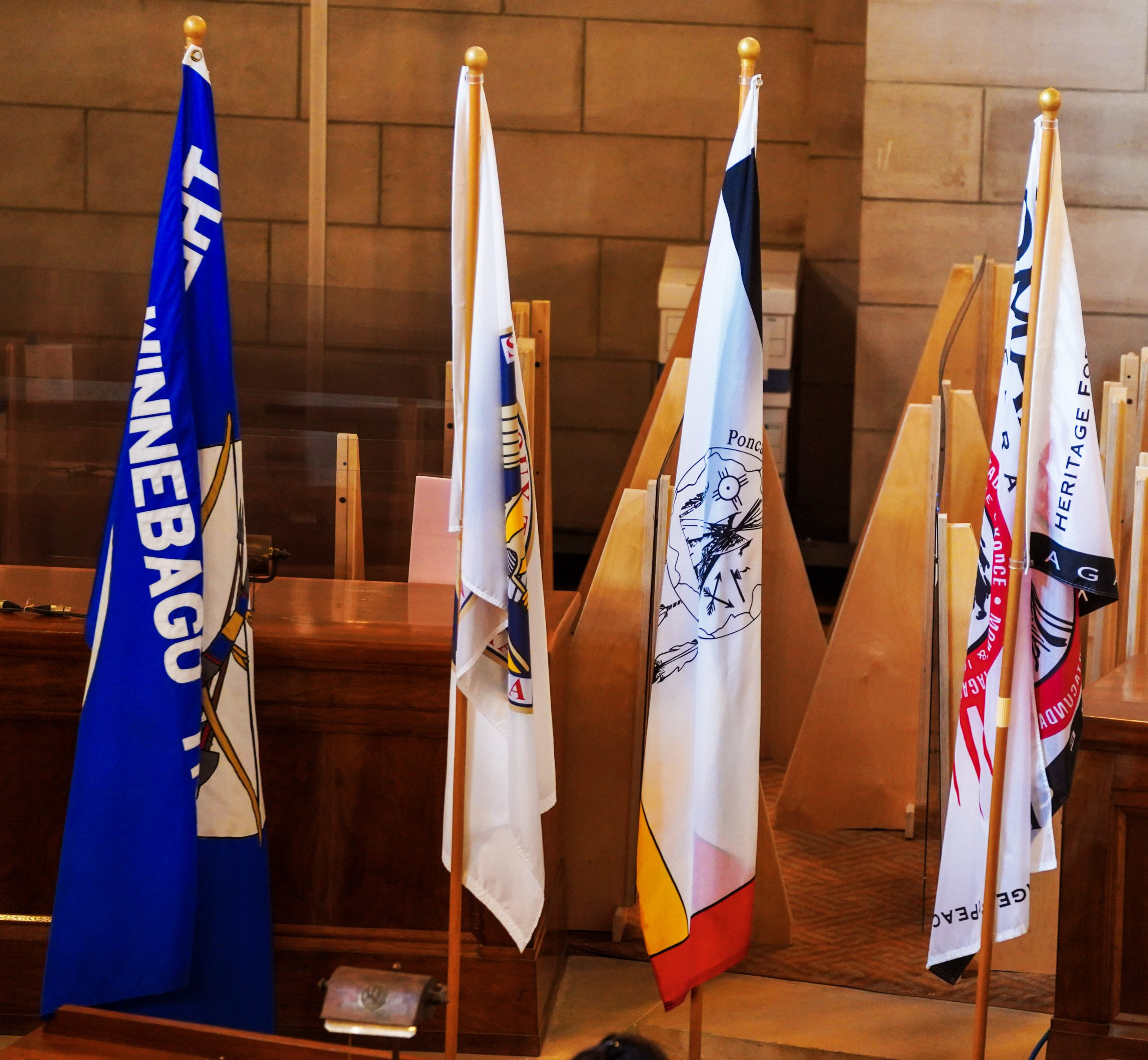 Tribal Nation Flags