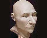 Rendition of Kennewick Man