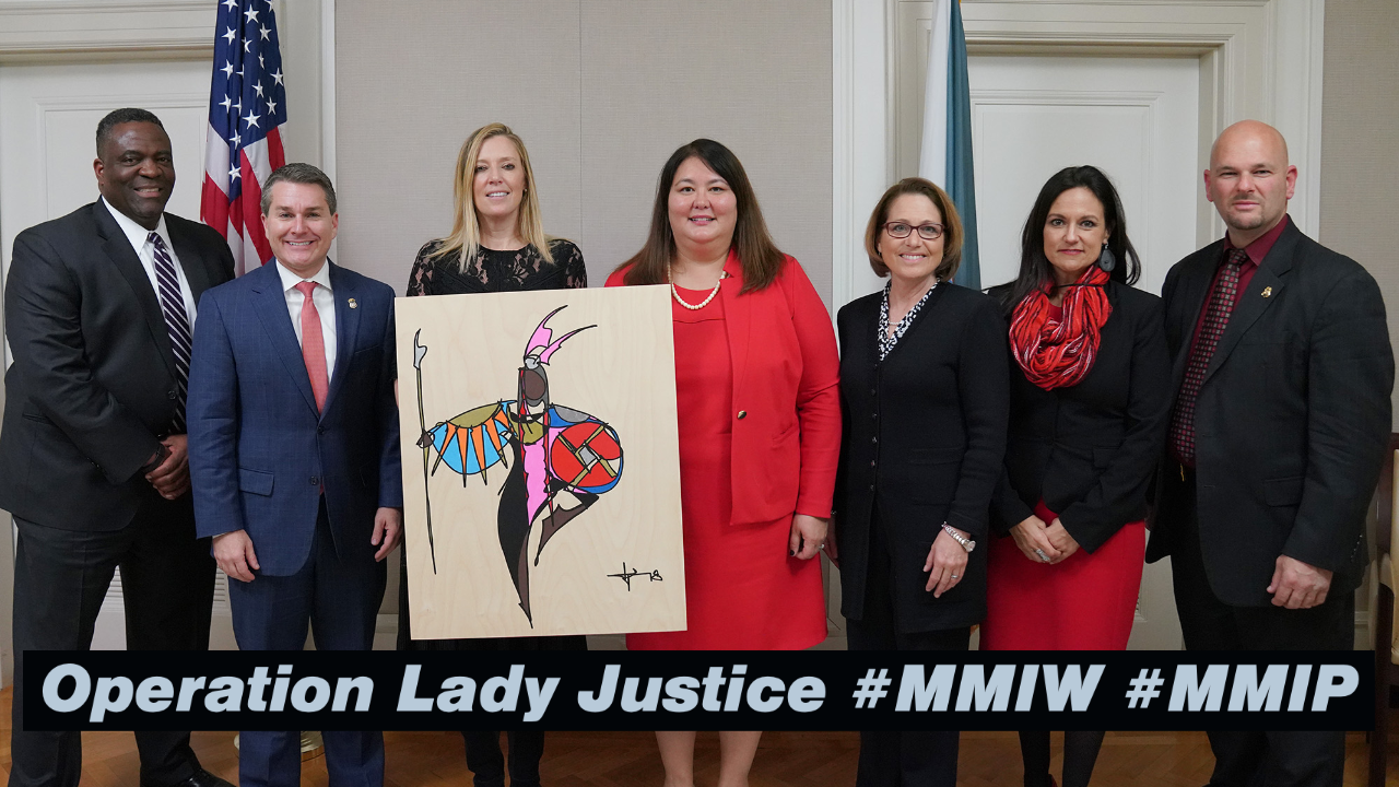 White House Summit on Human Trafficking #MMIW #MMIP