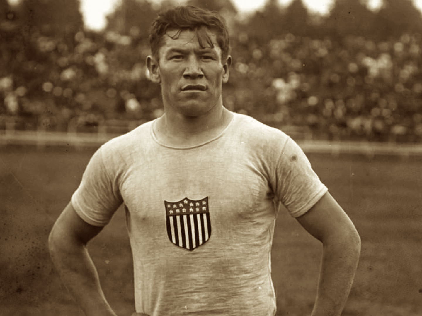 Take Back What Was Stolen - Return Jim Thorpe's Olympic Wins #BrightPathStrong #StepIntoChange