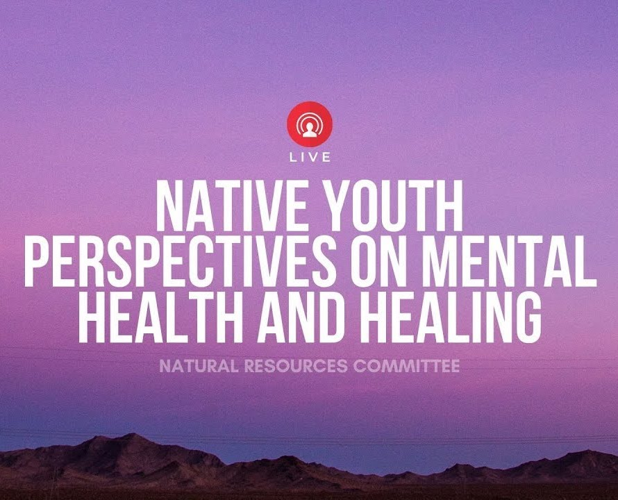 Native Youth Perspectives on Mental Health and Healing
