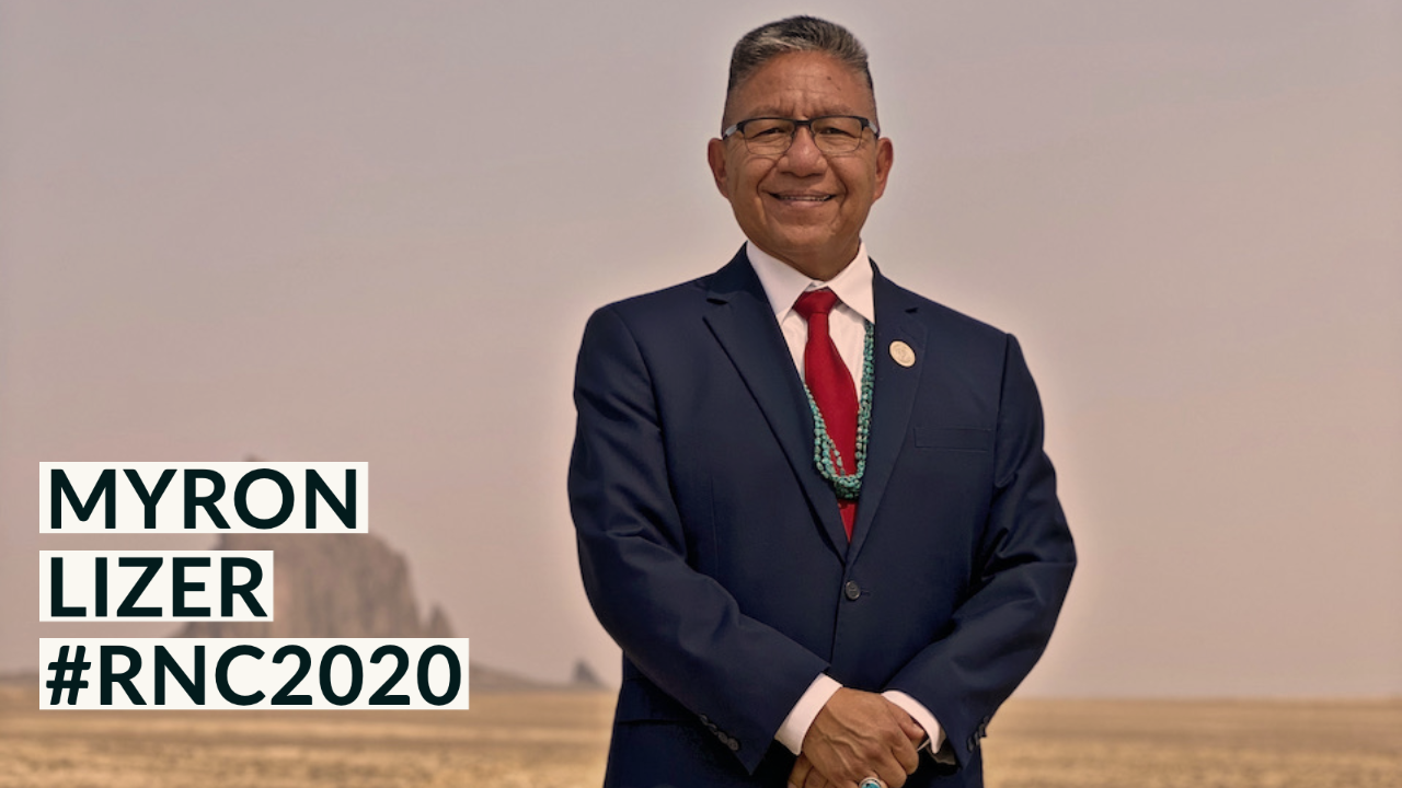 Myron Lizer | Republican National Convention #RNC2020