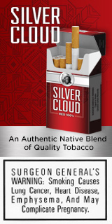 Silver Cloud Tobacco