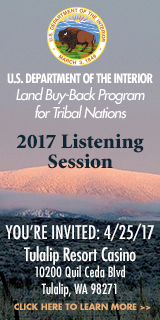 Land Guy Back Program for Tribal Nations Listening Session April 25, 2017