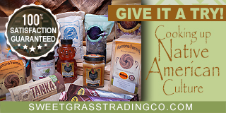 SweetGrass Trading Company - Authentic Native American Food and Gifts
