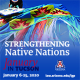 Indigenous Governance Program - law.arizona.edu/igp