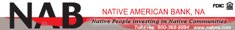 Native American Bank - Native people investing in Native communities