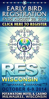 Register for RES Wisconsin October 6-9