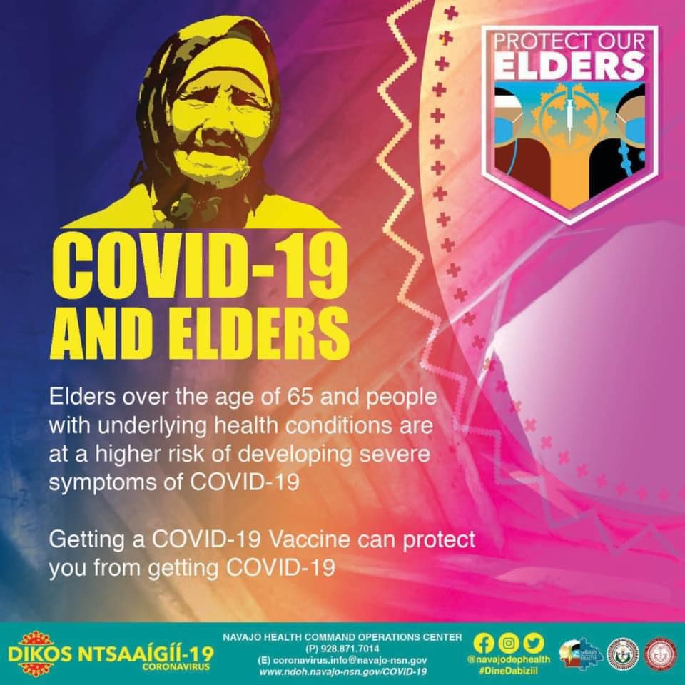 covid-19 and elders navajo nation