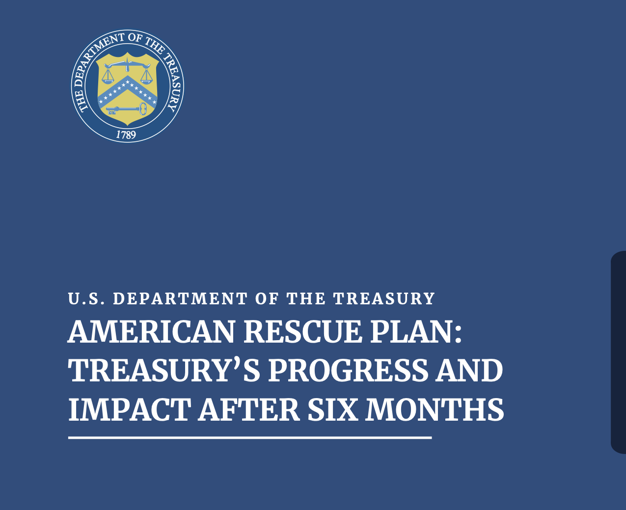 American-Rescue-Plan-Six-Month-Report
