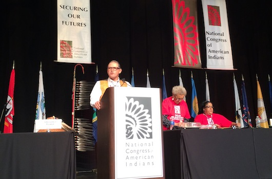 National Congress of American Indians set to open convention