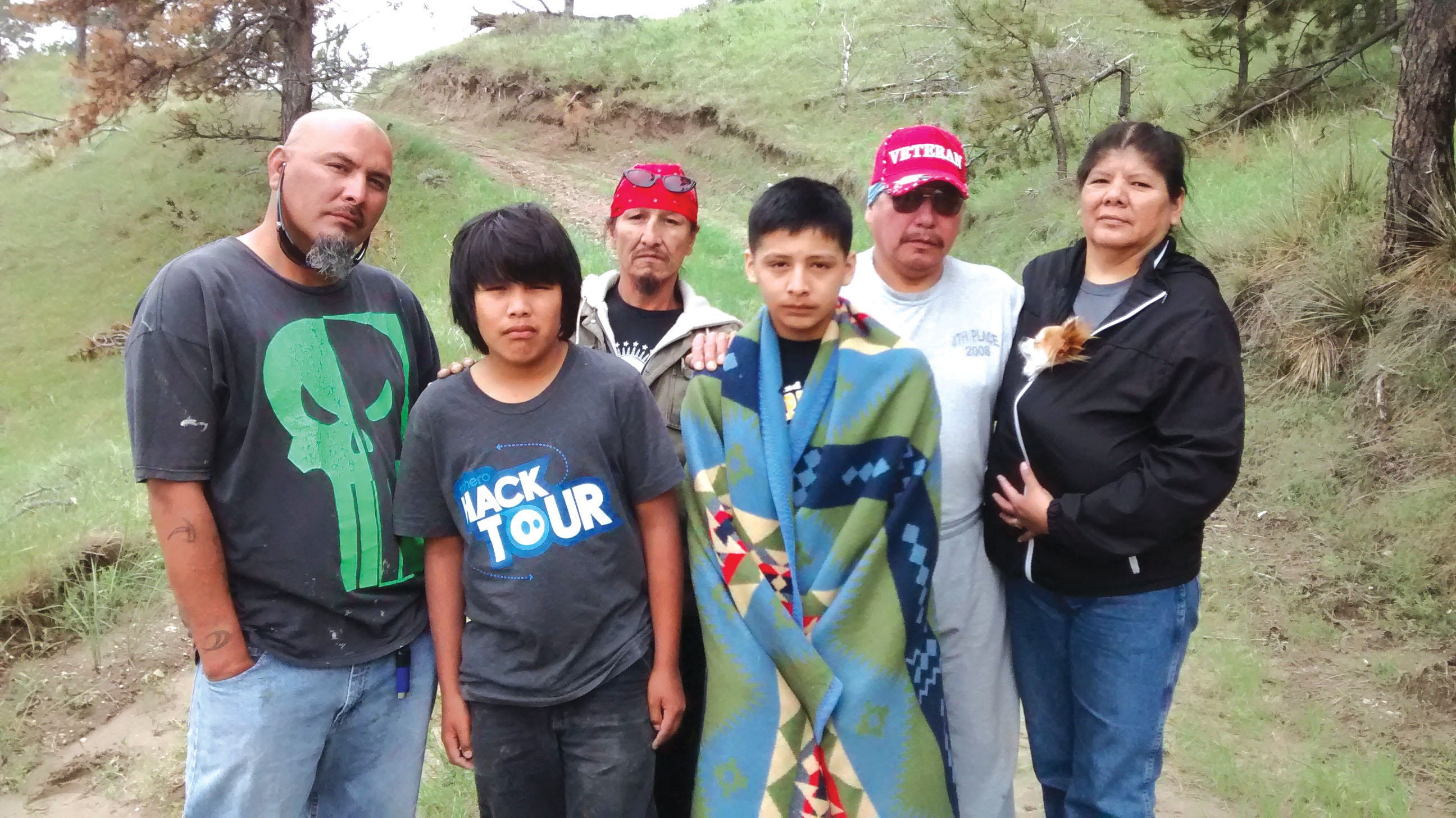 Support Pine Ridge Reservation Jessiewatersfamily