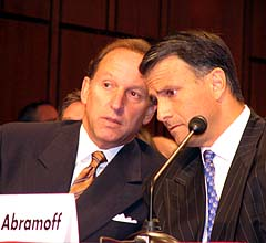 Jack Abramoff Indian lobbying scandal