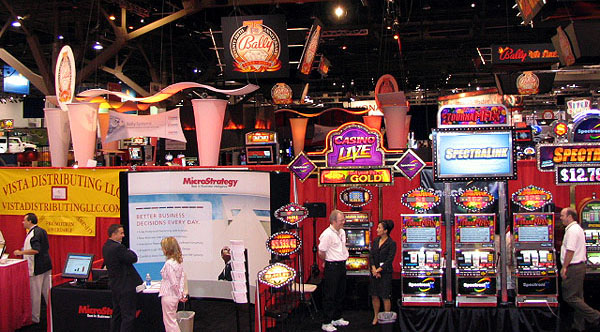 Indian Gaming Live From Global Gaming Expo In Las Vegas