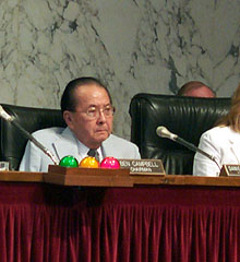 Sen. Daniel Inouye, Democrat from Hawaii, passes   at age 88